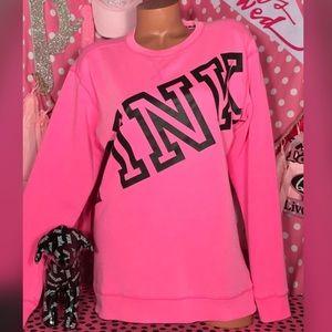 Victorias Secret Pink Campus sweatshirt 🌸🌸